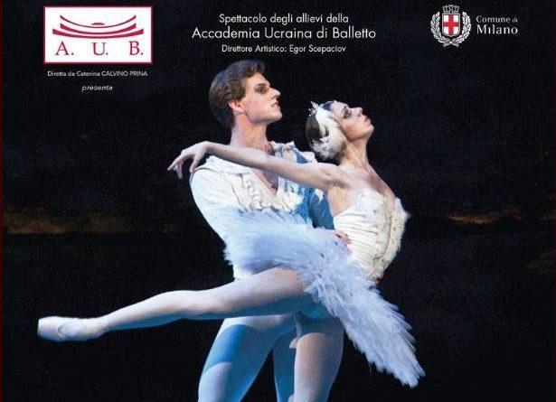 Gli allievi dell'Accademia Ucraina di Balletto - Il lago dei cigni