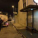 Sanificazione dell'arredo urbano a Cagliari per limitare il contagio da Covid-19
