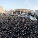 Concerto Radio Italia live a Milano e a Palermo