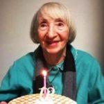 Italica Grondona a 102 anni ha sconfitto il covid-19