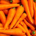 Carote: ortaggi ricchi in antiossidanti!