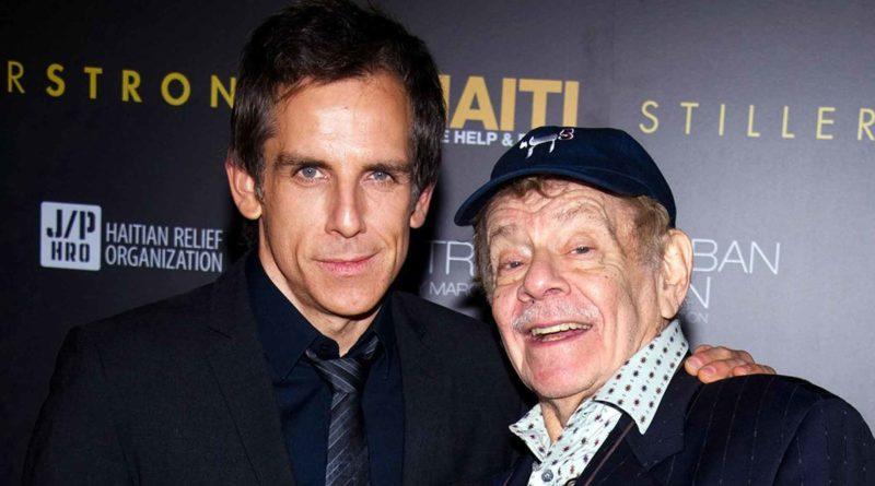 Ben Stiller e il padre Jerry