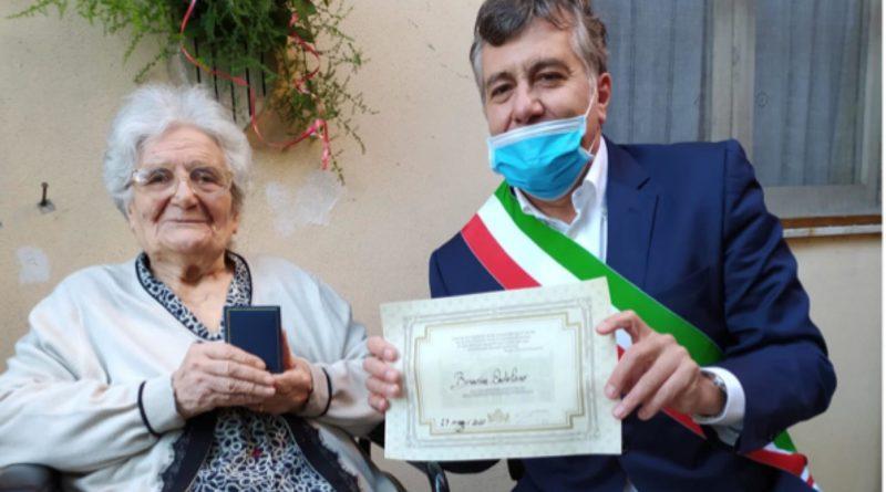 Bonarina Cadelano la nuova centenaria di Cagliari