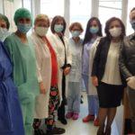 Agli ospedali di Catanzaro i materiali frutto della raccolta promossa dall'associazione La Calabria che Rema