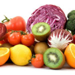 Frutta e verdura con vitamina C