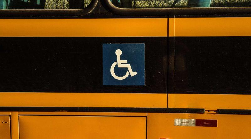 bus trasporto disabili