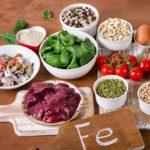 Il ferro nella dieta: quanto ne abbiamo bisogno giornalmente?