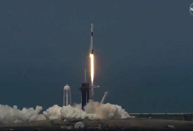 il razzo di Musk