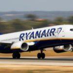 Si torna a volare. Da mercoledì 1 luglio 2020 Ryanair ripristina il 40% dei suoi voli