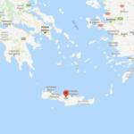 Paura in Grecia: scossa di terremoto magnitudo 6.6 al largo di Creta