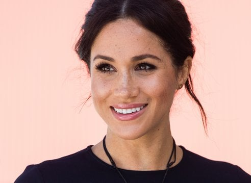 Megan Markle rossetto