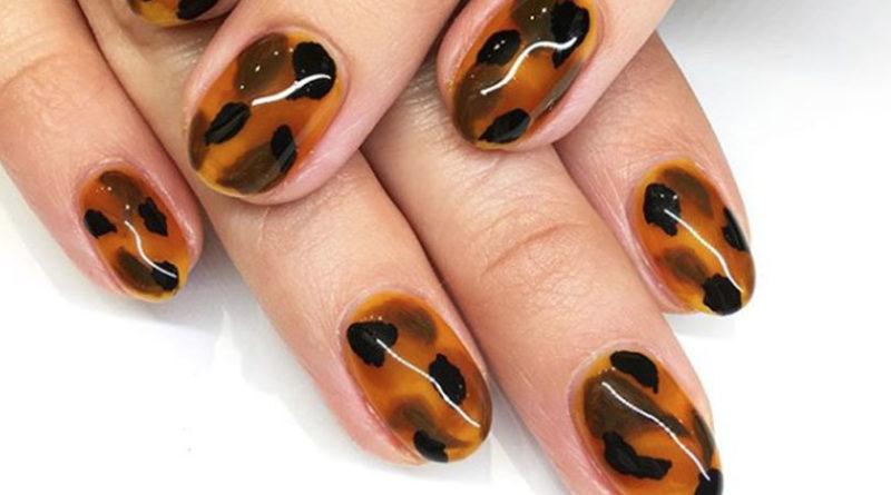 manicure animalier