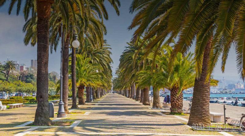 passeggiata Morin La Spezia