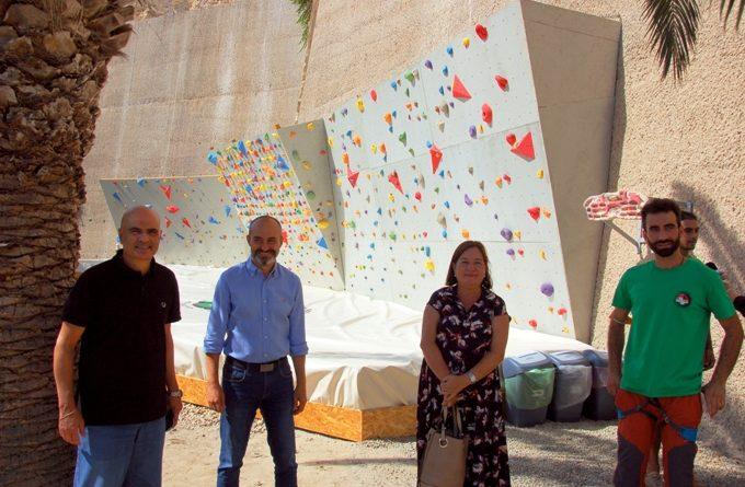 Cagliari arrampicata