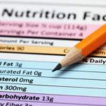 Quanto è importante leggere la riga carboidrati sulle etichette dei cibi