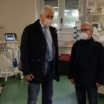 Il Covid Center di Careggi esempio di efficienza e capacità del sistema sanitario toscano