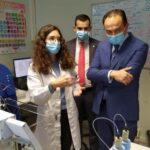A Novara in funzione nuovo laboratorio da mille tamponi al giorno