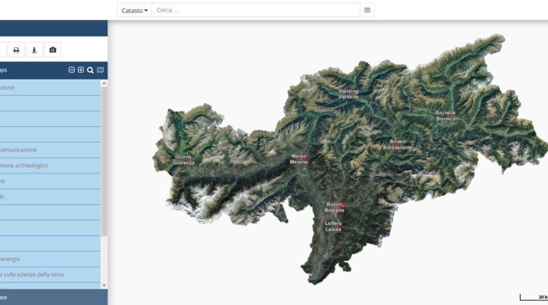 geobrowser map