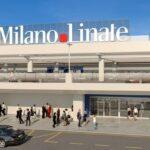 Una linea di rivestimenti antivirali in rame all'aeroporto di Milano Linate