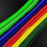 Interventi di posa cavi fibra ottica in altre strade del quartiere Coteto a Livorno