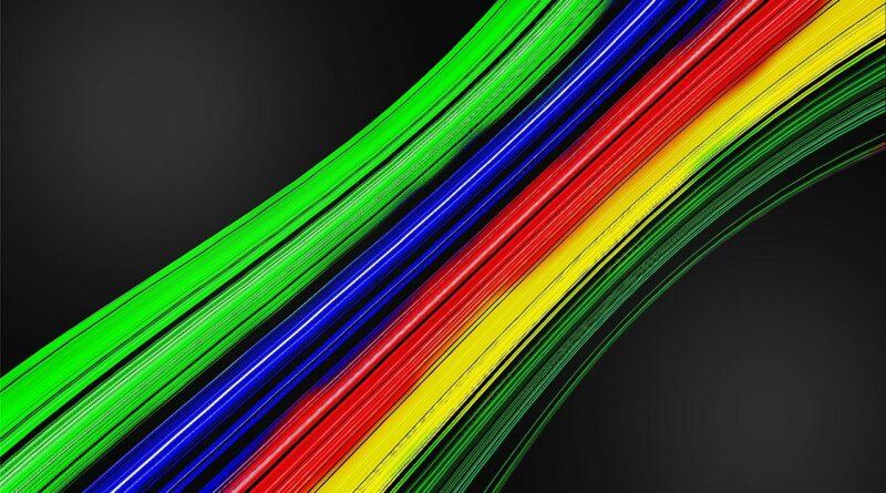 cavi in fibra ottica rete telematica ph kalhh da pixabay
