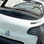 Apple punta sulle auto elettriche a guida autonoma