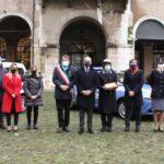 Defibrillatori in dono a Polizia Locale e di Stato a Modena