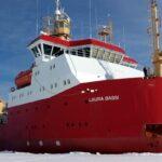 La N/R Laura Bassi ottiene la certificazione Polar Code (Categoria A –PC 5)