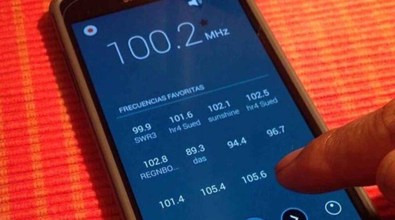 Radio FM su smartphone