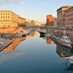 Le riprese di Progress a Livorno