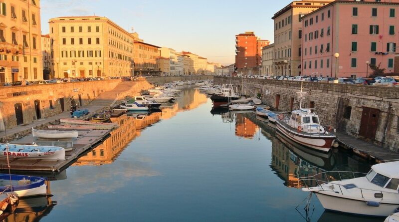 Livorno - Foto di Marco Frosini da Pixabay