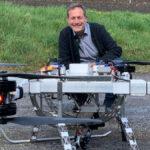 Rifugi alpini in Alto Adige: testato il servizio di consegna merci con i droni