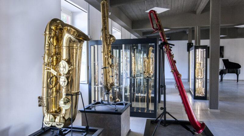 il Museo del Saxofono