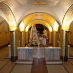 Santa Maria di Caravaggio: l'Arcivescovo di Milano benedice la nuova corona