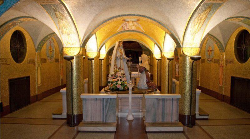Santa Maria di Caravaggio a Milano - ph profilo fb