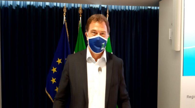 Antonio Rossi - ph Regione Lombardia