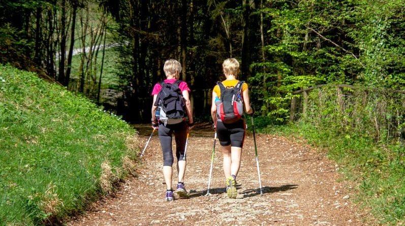 Nordic Walking - ph pixabay