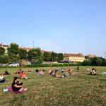 Per tutto agosto corsi gratuiti di Pilates e Yoga nell'ambito di Destinazione benessere Offida sport 2021