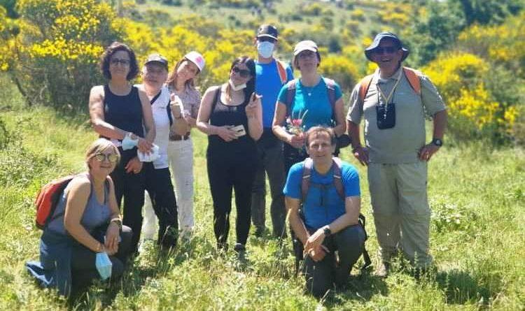 Orsara, gruppo di Corato escursione a Monte Preisi
