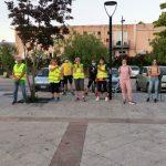Salute in cammino a Monteprandone in occasione della  Giornata internazionale dell'aria pulita