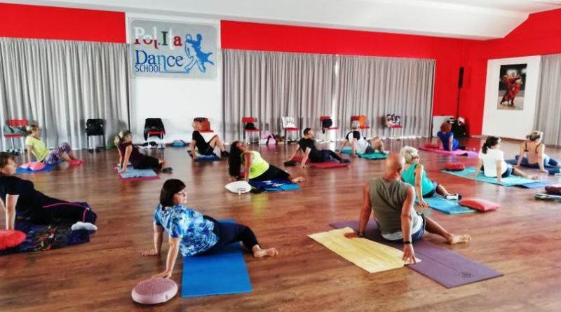 Yoga Pagliare