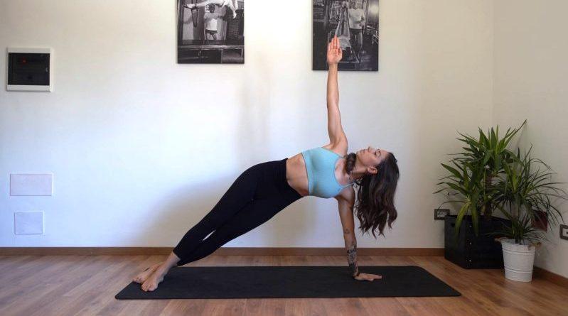 Erika Stirpe pilates a casa