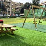 Cagliari. Restituita alla città la nuova area verde di via Eroi d'Italia